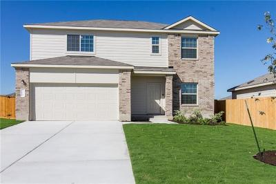 Jarrell TX Single Family Home For Sale: $226,090