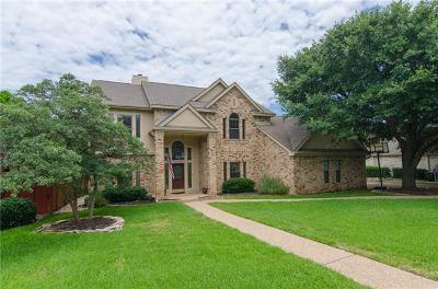 Single Family Home For Sale: 10206 Spicewood Mesa