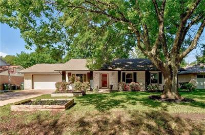 Travis County, Williamson County Single Family Home For Sale: 13204 Woodthorpe St E