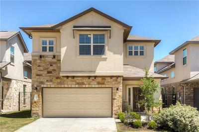 Cedar Park Single Family Home For Sale: 3240 E Whitestone Blvd #17