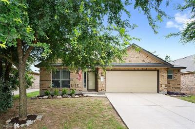 Buda Single Family Home For Sale: 540 Middle Creek Dr