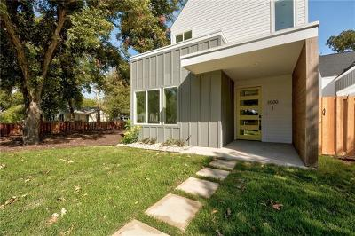Single Family Home For Sale: 3500 Gonzales St #1