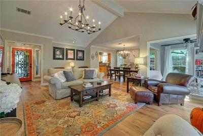 Wimberley Single Family Home For Sale: 8 Brookhollow Dr