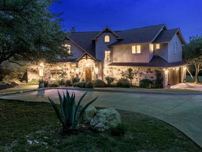 Spicewood Single Family Home Active Contingent: 20200 Auger Cv
