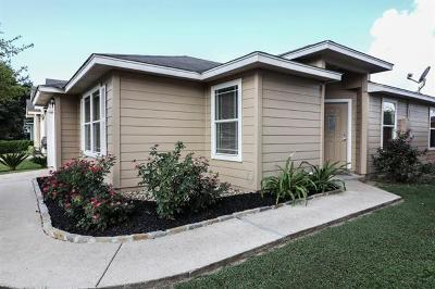 Single Family Home For Sale: 3310 Crownover St
