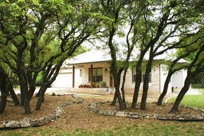 Dripping Springs Single Family Home Pending - Taking Backups: 200 Crossroads Dr