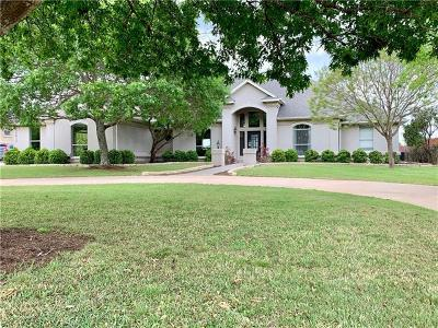 Single Family Home For Sale: 30612 Berry Creek Dr