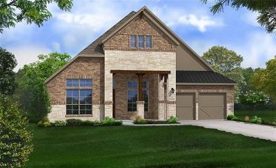 Leander Single Family Home For Sale: 1721 Cotton Farm Trl