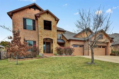 Cedar Park Single Family Home Pending - Taking Backups: 4007 Arrow Wood Rd