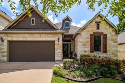 Travis County, Williamson County Single Family Home For Sale: 507 Cameron Cv