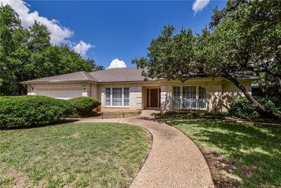 Austin Single Family Home For Sale: 6704 Mesa Dr