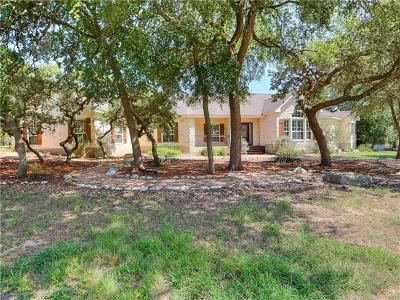 New Braunfels Single Family Home For Sale: 531 Paradise Hls