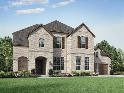 Leander Single Family Home For Sale: 2024 Cotton Farm Trl