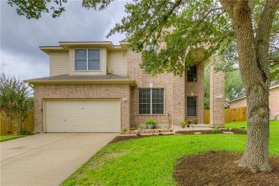 Austin Single Family Home For Sale: 6613 Hillside Terrace Dr