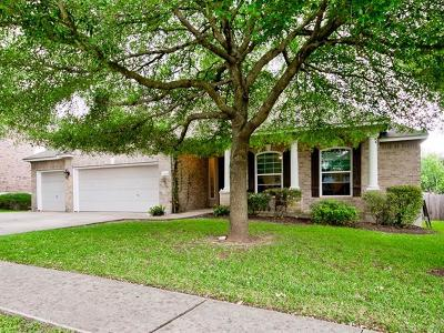 Round Rock Single Family Home For Sale: 2118 Bandera Path