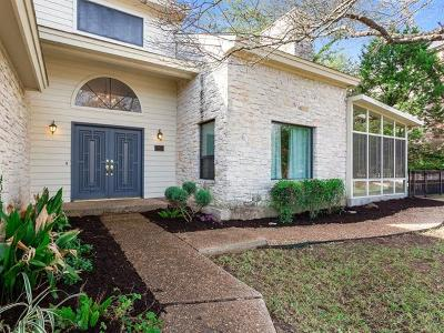 Travis County, Williamson County Single Family Home For Sale: 3909 Dry Creek Dr