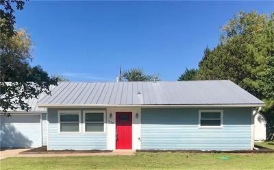 Canyon Lake Single Family Home Pending - Taking Backups: 1029 Peach Tree