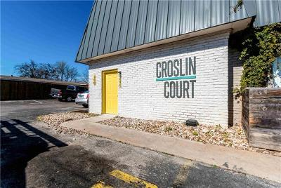 Austin Condo/Townhouse For Sale: 300 E Croslin St #116
