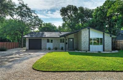 Hays County, Travis County, Williamson County Single Family Home For Sale: 5223 Kings Hwy