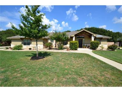 Liberty Hill Single Family Home For Sale: 312 Sarahs Ln