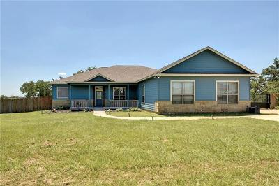 Bastrop Single Family Home For Sale: 171 Longhorn Dr