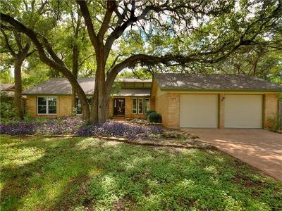 Austin Single Family Home For Sale: 3709 Woodchester Ln