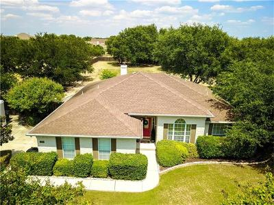 Liberty Hill Single Family Home Pending - Taking Backups: 228 Hobby Horse
