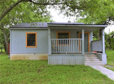 Killeen Single Family Home For Sale: 411 Washington St