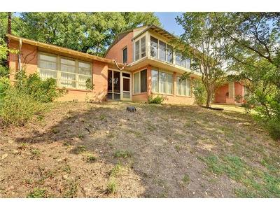 Austin Single Family Home Pending - Taking Backups: 2402 Pemberton Pkwy