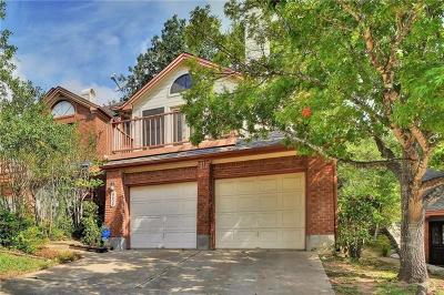 Travis County Condo/Townhouse For Sale: 6608 Mesa Hollow Dr