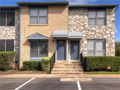 Georgetown Condo/Townhouse For Sale: 3009 Whisper Oaks Ln #B