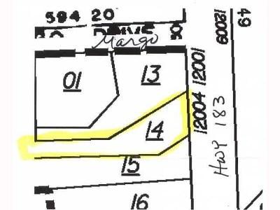 Buda Residential Lots & Land Pending - Taking Backups: 12004 Us Highway 183