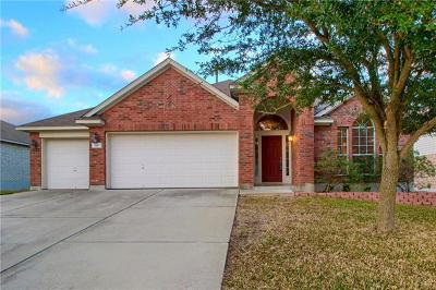 Pflugerville Single Family Home Pending - Taking Backups: 816 Dover Castle Ln