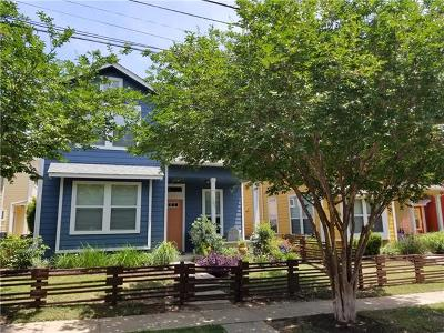 Single Family Home For Sale: 1601 Miriam Ave #101