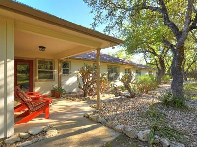 Wimberley TX Single Family Home Pending - Taking Backups: $515,000