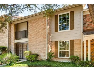 Austin Condo/Townhouse For Sale: 2005 Millay Dr