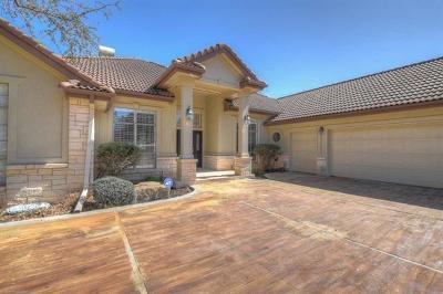 Horseshoe Bay Single Family Home For Sale: 111 Jade