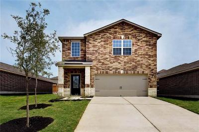 Manor Single Family Home For Sale: 13504 William McKinley Way