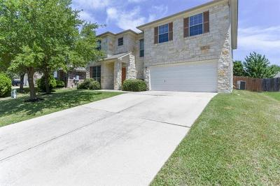 Pflugerville Single Family Home For Sale: 3508 Hidden Lake Xing