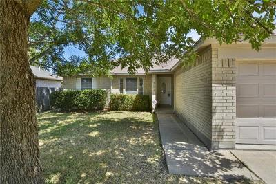 Hutto Single Family Home For Sale: 302 Quail Cir