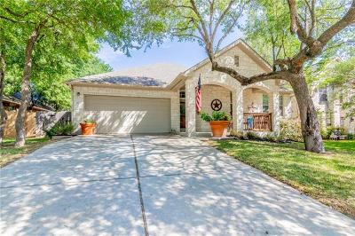 Leander TX Single Family Home Pending - Taking Backups: $290,000