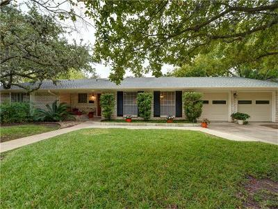 Austin TX Single Family Home For Sale: $610,355