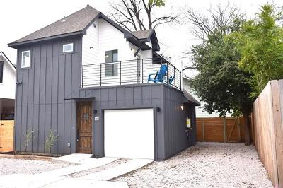 Austin Condo/Townhouse For Sale: 2807 E 4th Street St #B