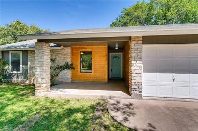 Round Rock Single Family Home For Sale: 620 Chisholm Valley Dr