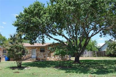 Liberty Hill Single Family Home Pending - Taking Backups: 110 Bryson Bnd