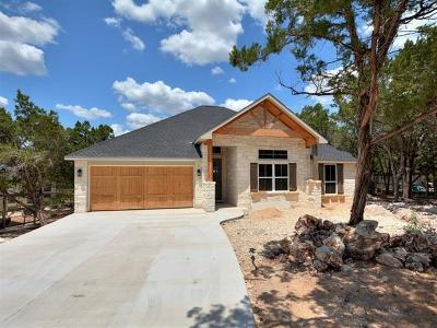 Wimberley Single Family Home For Sale: 113 Crazy Cross Rd