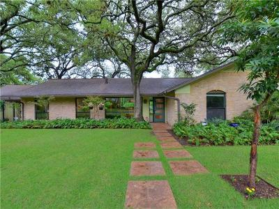 Single Family Home Pending - Taking Backups: 8707 Ridgehill Dr