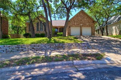Single Family Home For Sale: 7204 Gentle Oak Dr