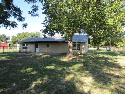 Lampasas Single Family Home For Sale: 298 County Road 3066 E