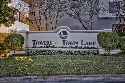 Towers Town Lake Condo Amd Condo/Townhouse For Sale: 40 N Interstate 35 Hwy #3C4